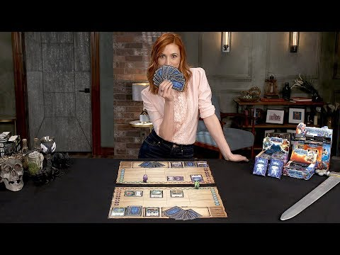 How to Play Lightseekers Trading Card Game