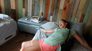 Staying in a Real Legit Treehouse (WK 295) | Bratayley