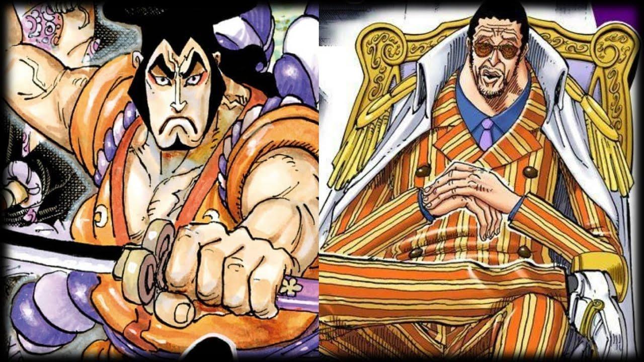 Los Mejores Momentos de One Piece: Kizaru/Oden