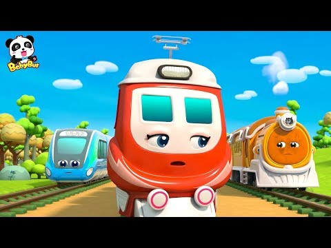 El Taller Mec谩nico de Trenes   Canciones Infantiles   BabyBus Espa帽ol