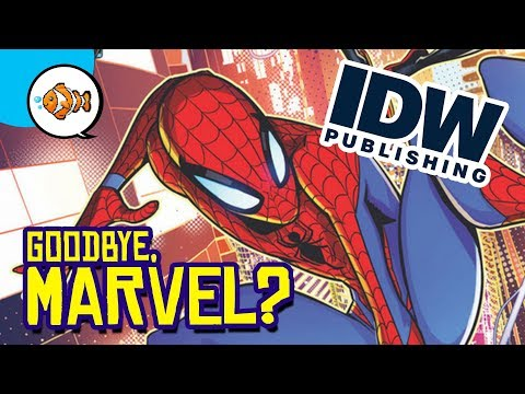 IDW, Disney and the End of Marvel Comics?!
