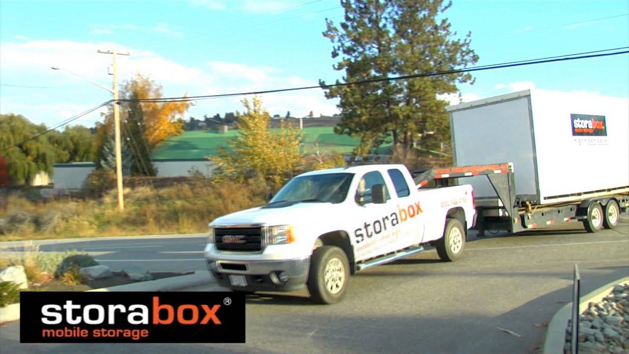 National Storage - Storabox mobile storage