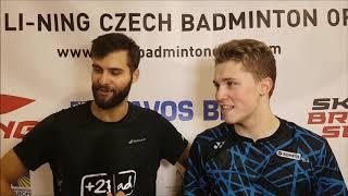 RONAN LABAR & THOM GICQUEL (FRA) - MD Champions Czech Open 2018