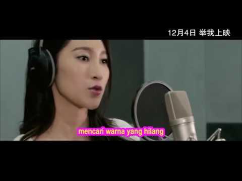 INDOSUB LAY EXO Happy Youth 青春快乐 - Ost OH MY GOD (Chinese Movie 2015) Feat. Li Xiaolu & Coco