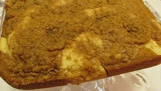 Betty's Square Marbled Coffee Cake + Gift From Viewer