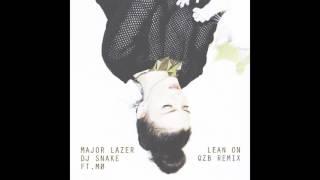 Major Lazer Dj Snake Lean On feat. M QBIG Zenith B Remix Free Download.mp3