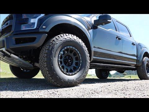 2017 Ford Raptor Apollo Optics Commercial