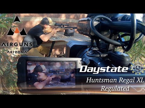 Daystate Regal XL Regulated Airgun FULL REVIEW