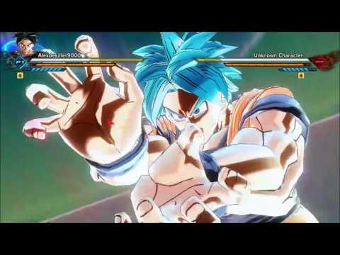 Dragon Ball Xenoverse 2: All Kamehameha Attacks