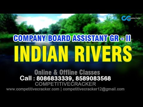 PSC STUDY MATERIALS    INDIAN RIVERS    ONLINE PSC CLASS