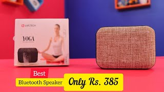 Best Cheapest Portable Speaker Under Rs 500 Live tech Yoga Speaker Honest Review and Unboxing