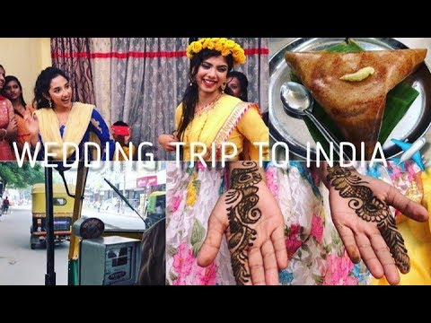 IM GETTING MARRIED?? | VLOG: WEDDING TRIP TO INDIA!!🇮🇳🌸