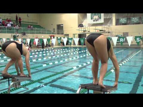 Ohio University Swimming & Diving: MACs are Right Around the Corner