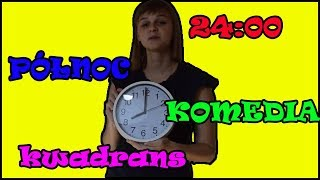 ПОЛЬСКИЙ ЯЗЫК # 23 ВРЕМЯ + ЖАНРЫ ФИЛЬМОВ / Лика в Польше