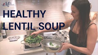 Stepping Forward Towards A Cure 2021 A Virtual Symposium: Cooking Segment (Lentil Soup)