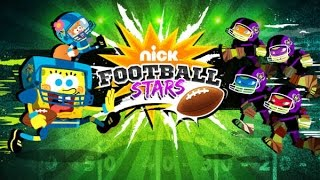 New Nickelodeon Football Stars Games for Kids Episode 1