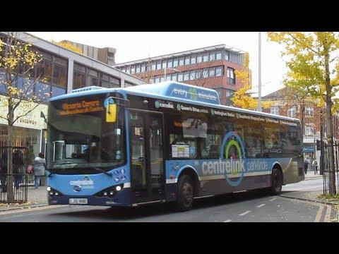 Nottingham Community Transport Review 2017
