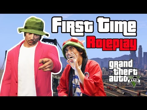 FIRST TIME MAG ROLEPLAY   GTA V RP