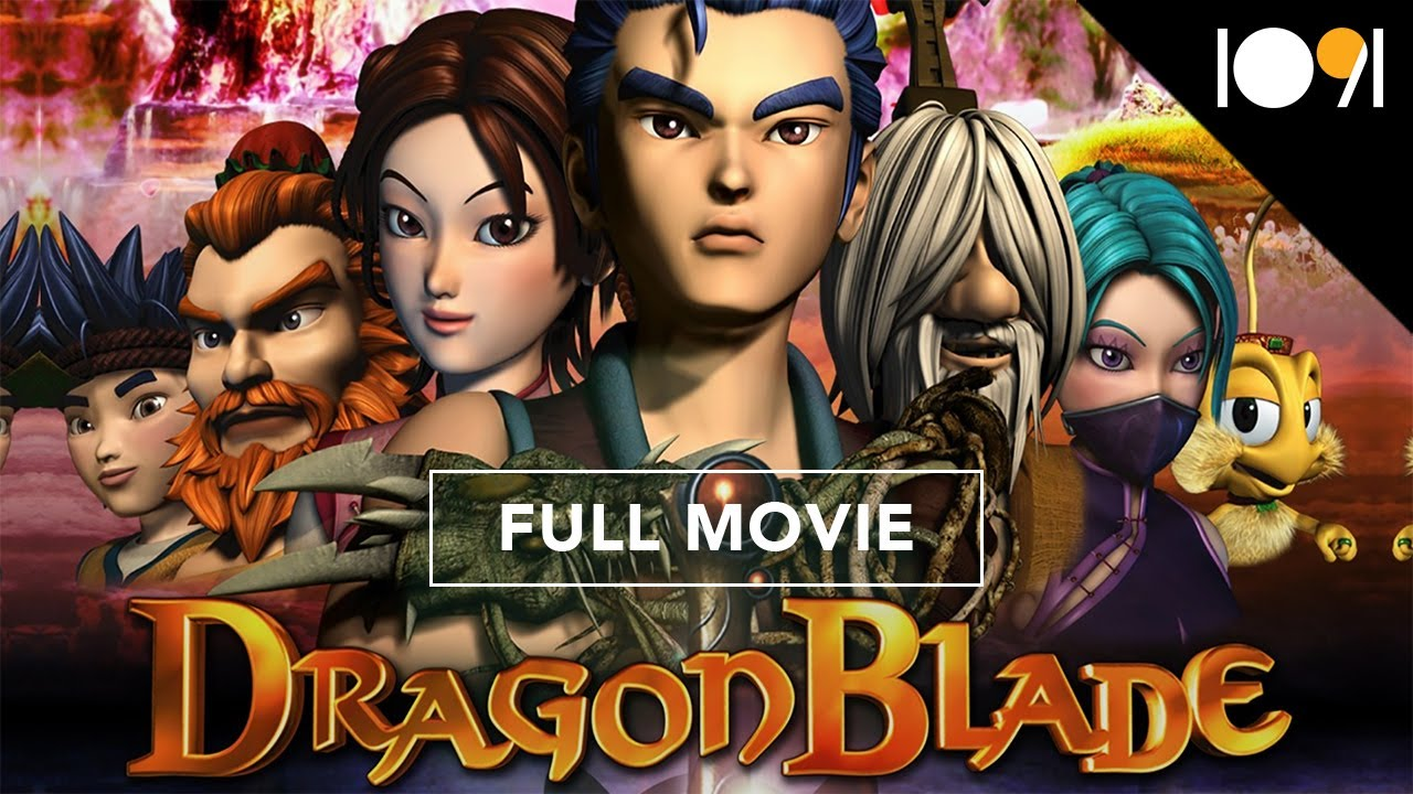 Download Dragonblade (FULL MOVIE)