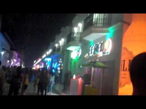 Panama Nightlife:  A Stroll Down Zona Viva