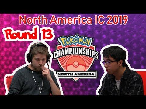 Round 13 Javier Valdes Vs Jean Paul Lopez - 2019 Pokémon North America International Championships