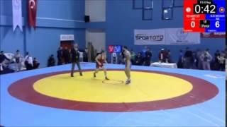 61 Кайл Хаттер - Джамал Отарсултанов