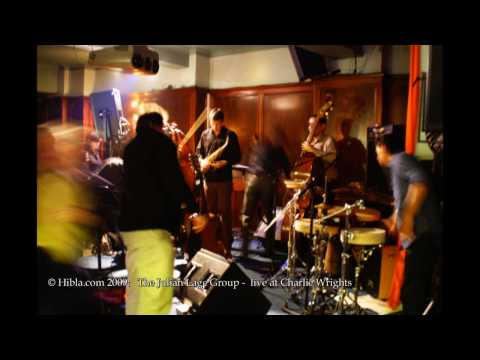 hibla.com: The Julian Lage Group, USA,  live at Charlie Wrights International, London, Serious