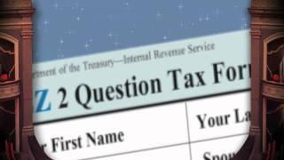 New IRS EZ Tax Form