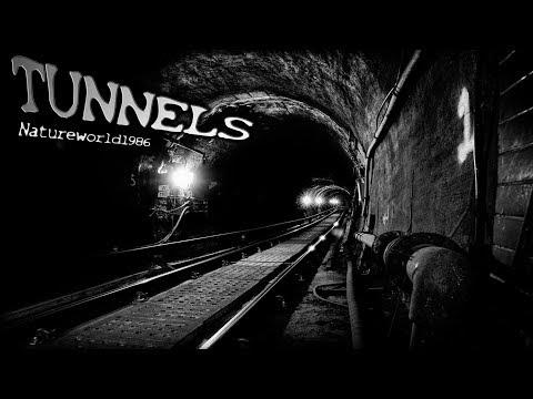 TUNNELS ( Dark Ambient Music ) creepy Horror music
