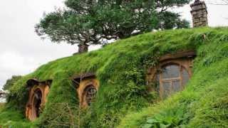 Сказочные домики мира.Удивительно и необычно!