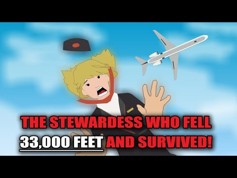 The Stewardess who