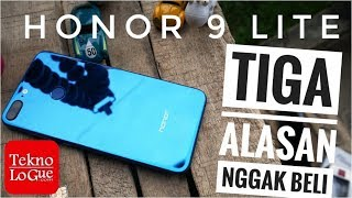 Download Video Honor 9 Lite : 3 alasan NGGAK beli [review] MP3 3GP MP4