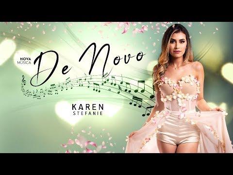 Karen Stefanie - De Novo [DVD Intensamente] (Vídeo Oficial)