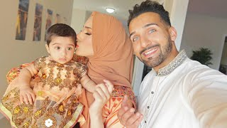OUR EID CELEBRATION | THE IDREES FAMILY