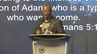 Dr. Samuel Donkor - What is the curse of the Law?