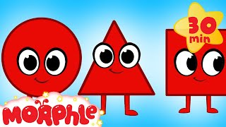 Learn Shapes Educational Video For Kids thumbnail