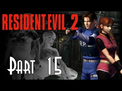Let's Blindly Play Resident Evil 2! - Part 15 of 30