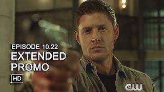 Supernatural 10x22 Extended Promo - The Prisoner [HD]