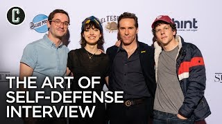 The Art Of Self-Defense: Jesse Eisenberg, Imogen Poots, Alessandro Nivola And Riley Sterns Interview