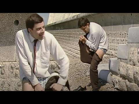 Changing Into TRUNKS | Mr Bean Full Episodes | Mr Bean Official