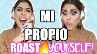 Cantando ROAST YOURSELF sin ESCUCHARME - Pautips thumbnail