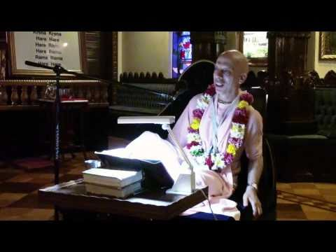 Lecture - Prahladananda Swami - SB 9.13.6 - Don't criticize those in difficulty
