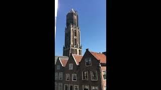 Utrecht Clocktower Tribute to AVICII