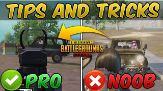 Top 10 Tips & Tricks in PUBG Mobile that Everyone Should Know (From NOOB TO PRO) Guide #11
