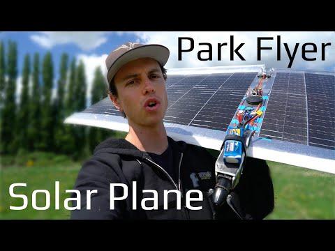 R/C Flying Solar Panel???