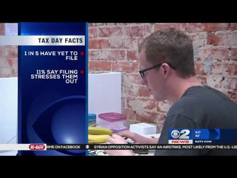 National Tax Day Hit #1