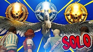 """GAUNTLETS - """"LABOURS OF HERCULES"""" SOLO COMPLETION STRATEGY (Black Ops 4 Zombies Tutorial)"""