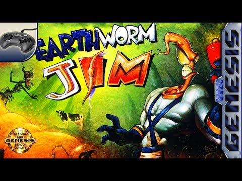 Longplay Of Earthworm Jim