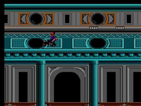 [TAS] NES Hudson Hawk by Alyosha in 07:03.88