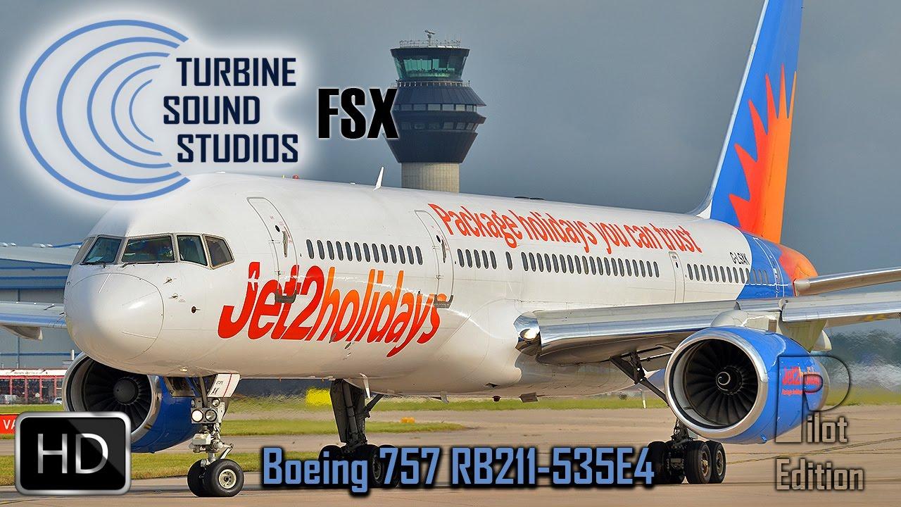 TSS Boeing 757 RB211-535E4 Pilot Edition     - Just Flight